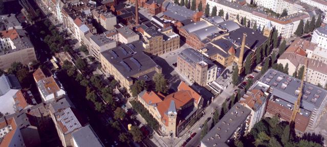 KulturBrauerei - Pressefoto TLG