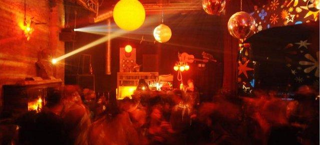 Clubnight im Bassy Cowboy Club