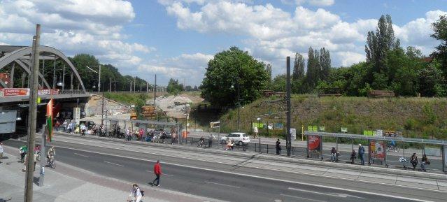 Güterbahnhof Pankow