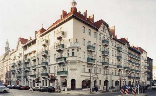 Siedlung Stargarder Straße