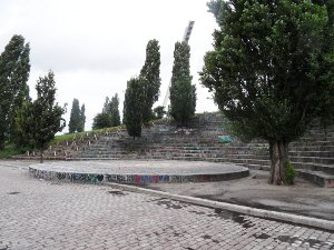 Grünes Band - Amphitheater