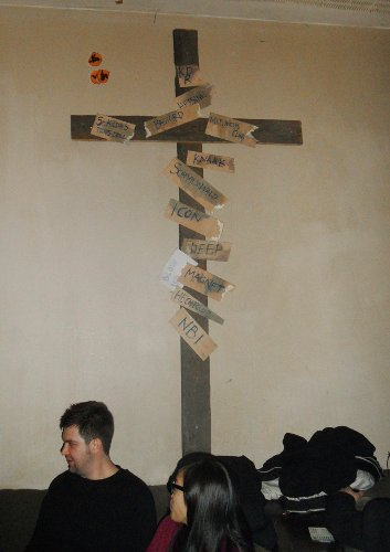 Kreuz der toten Klubs