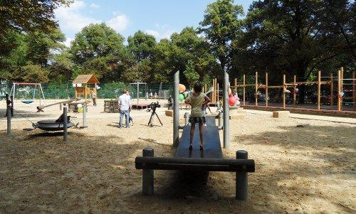 Spielplatz Humannplatz