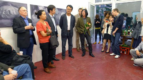 Vernissage am 31. August 2012