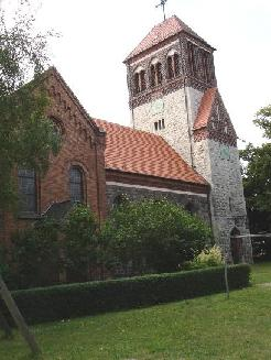 Kirche in Pankow-Rosenthal