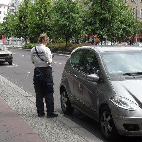 Parkraumüberwacher gesucht