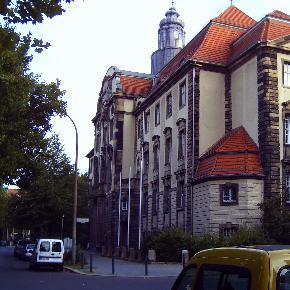 Amtsgericht -Pankow-Weißensee