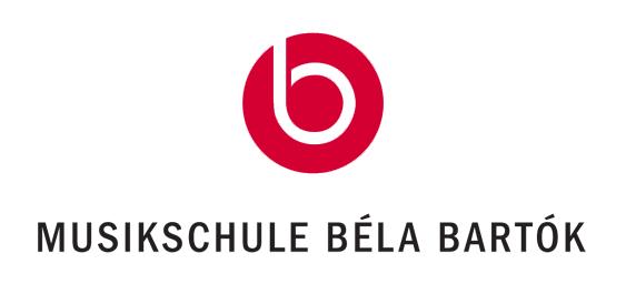 Neues Logo der Musikschule Béla Bartók 2012