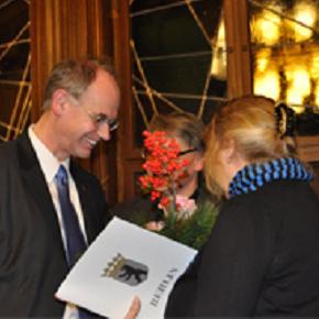 Ehrenpreisverleihung 2011