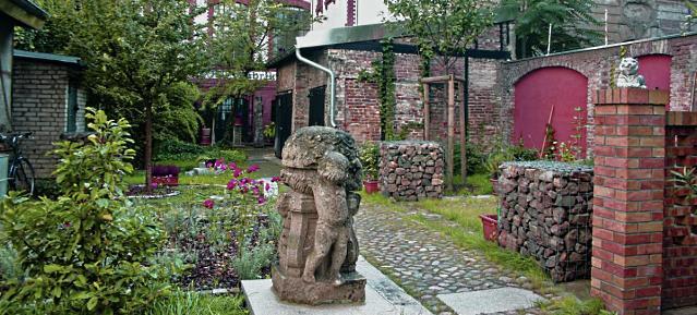 Grüne Höfe in Pankow: Schönhauser  Allee 40