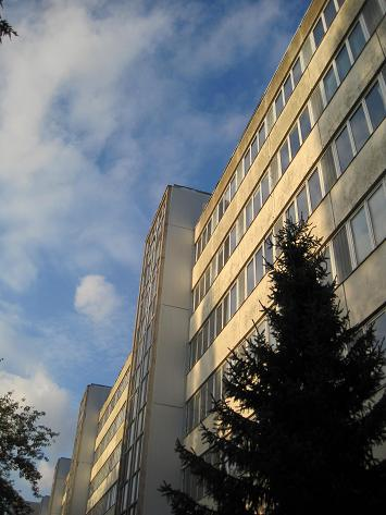 Atelierhaus Prenzlauer Promenade (Westseite)