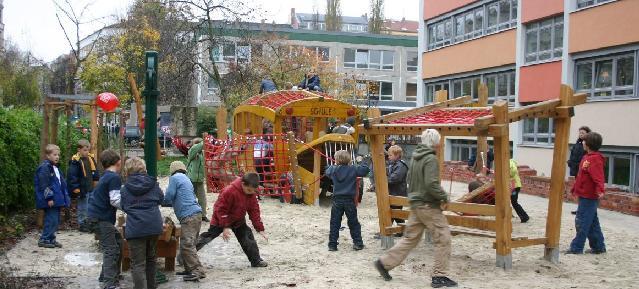 Grundschule am Kollwitzplatz