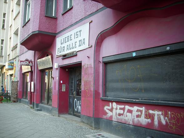 Knaack-Club in der Greifswalder Strasse 224