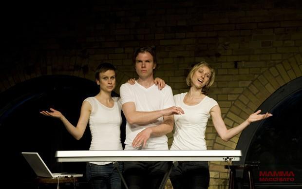Stammzellformation: Mamma Macciato - Das Musical das Prenzlberg verdient