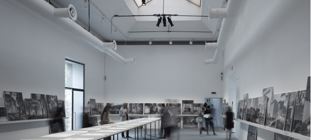 "AEDES: Common Pavillons""  Diener & Diener Architekten Foto: Cristian Richters"