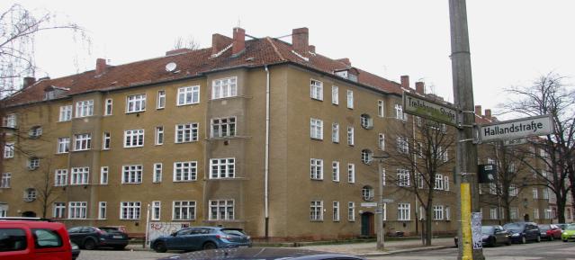 GESOBAU plant energetische Sanierung in der Hallandstr. 27/Trelleborger Str. 39-43