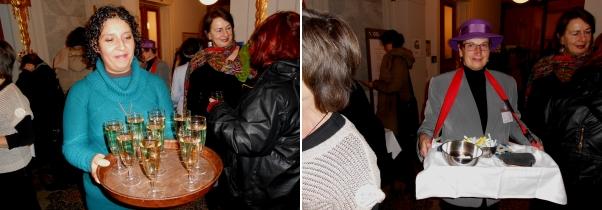 Frauentagsfest im Rathaus Pankow