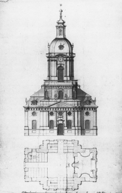 Schlosskirche Buch mit Turm