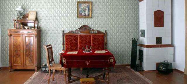 Ausstellung: Zimmermeister Brunzel baut ein Mietshaus
