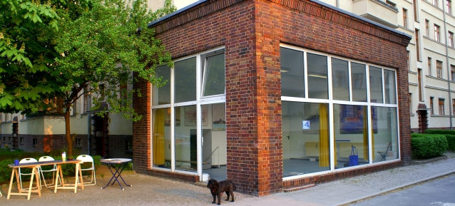 ArtRaum Berlin in der Wisbyer Strasse 11 in Prenzlauer Berg