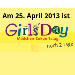 Girl´s Day am 25. April 2013