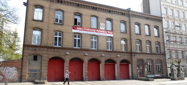 130 Jahre Feuerwehr Prenzlauer Berg