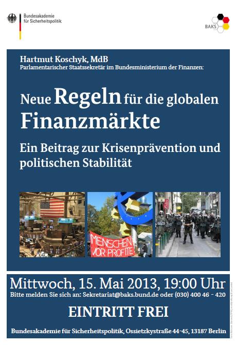 Schönhauser Forum III 2013