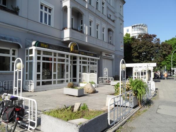 Leerstand in der Breite Strasse: Cafe-Restaurant in bester Lage