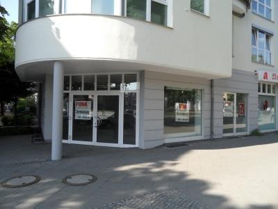 Leerstand in der Breite Strasse - Eckladen in guter Lage