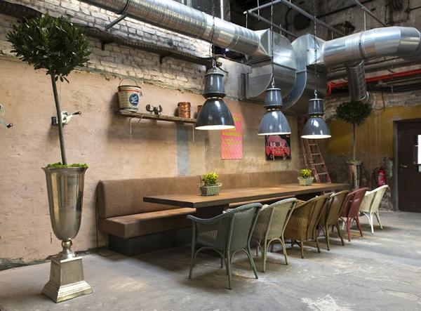 La Soupe Populaire: Chefs Table