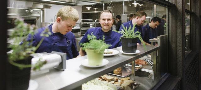 La Soupe Populaire: Tim Raue in der neuen Küche