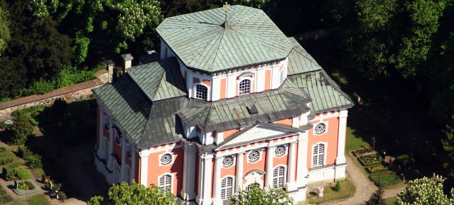 Schlosskirche Buch - Foto: Förderverein Kirchturm Buch e.V.