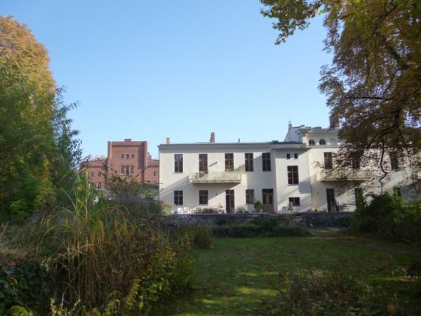 Wohnprojekt im Stadtgut Blankenfelde - Foto: Selbstbau e.G.