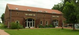 Gemeindehof in Karow
