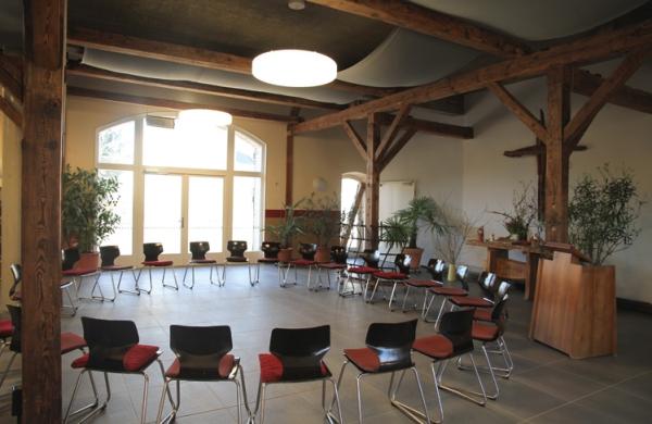 Gemeindehof Karow - Gemeindesaal