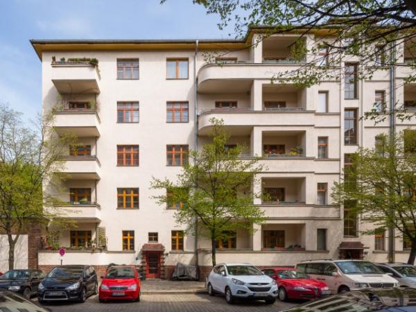 Wohnhaus in der Kuglerstr. 23  - Foto: Bernhardt Link