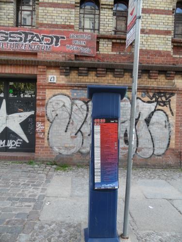 Parkraumbewirtschaftung in Prenzlauer Berg: Kulturwerbung für Kreuzberg