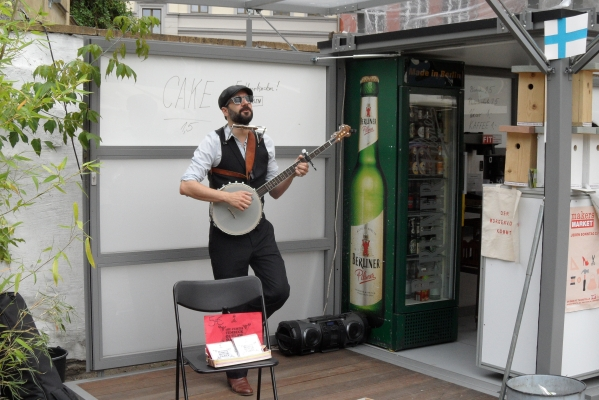 Makers Market - Musik unplugged