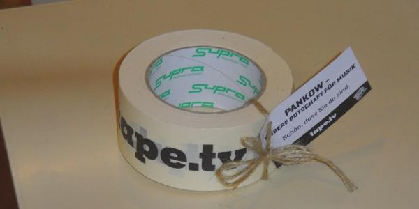 tape.tv   - Tape als Markenzeichen