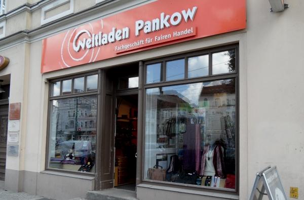 Weltladen Pankow e.G. in der Breite Strasse 39b - 13187 Berlin-Pankow