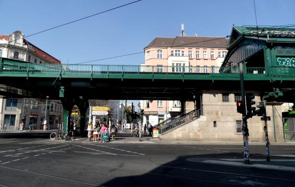 100-Jahre Hoch- und U-Bahn am 27.7.2013