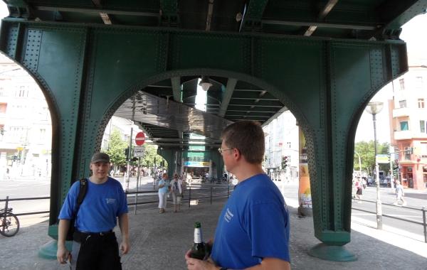 100 Jahre Hoch- und U-Bahn in Prenzlauer Berg