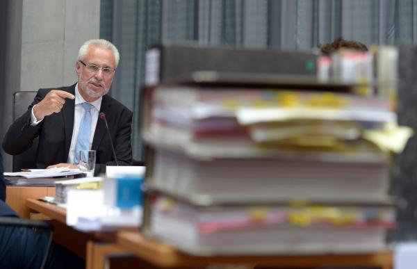 Bundeswahlleiter Roderich Egeler - Foto: Der Bundeswahlleiter / Eventbild-Servcie / Rainer Jensen