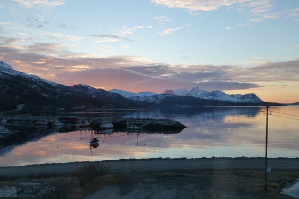 Sonnenuntergang - Foto: Anna Geisler