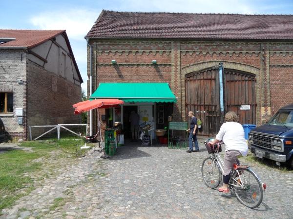 Hofladen in Blankenfelde