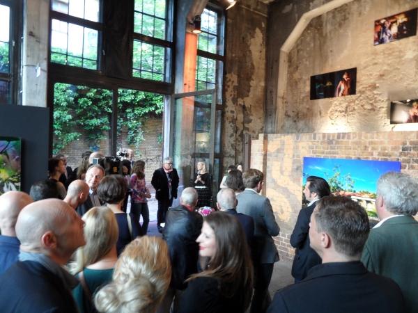 Independence Day auf Bötzow: Die Festreden