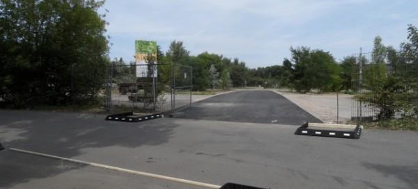 Mauerparkerweiterung am 24.7.2013 um 10:00 Uhr