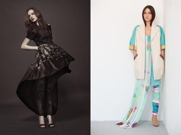 Mode aus Weissensee von Susanne Hinz und Lina Phyllis Falkner