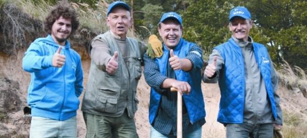Freiwilligen Ökologisches Jahr beim NABU