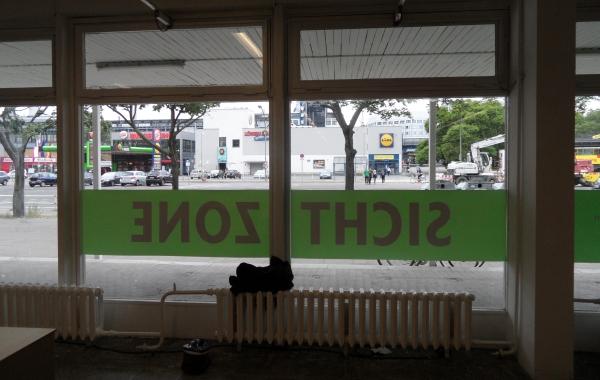 Sichtzone im HO Berlin